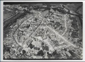 ZZ-2505/ Gardelegen Foto seltenes Luftbild 1938 18 x 13 cm