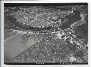ZZ-2506/ Gardelegen Foto seltenes Luftbild 1938 18 x 13 cm