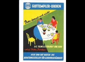 DP451/ Guttempler-Orden AK IOGT Anti-Alkohol ca.1955