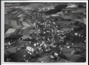 ZZ-2712/ Hormersdorf b. Zwönitz Foto seltenes Luftbild 1939 18 x 13 cm