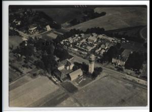 ZZ-2715/ Freiberg in Sachsen Foto seltenes Luftbild 1939 18 x 13 cm