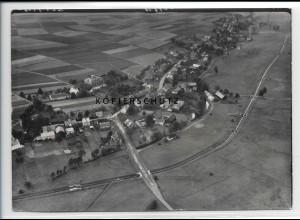 ZZ-2730/ Dorfstadt b. Falkenstein Foto seltenes Luftbild 1939 18 x 13 cm