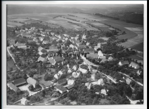ZZ-2735/ Jonsdorf Foto seltenes Luftbild 1939 18 x 13 cm