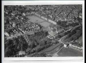 ZZ-2950/ Kassel Foto seltenes Luftbild 1937 18 x 13 cm