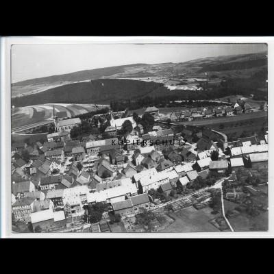 ZZ-2649/ Baumholder Foto seltenes Luftbild ca.1938 18 x 13 cm