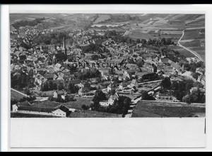 ZZ-2660/ Deidesheim Foto seltenes Luftbild ca.1938 18 x 13 cm