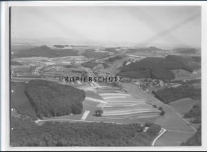 ZZ-2662/ Bechhofen Foto seltenes Luftbild ca.1938 18 x 13 cm
