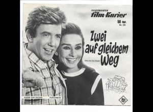 C3647/ Filmprogramm Film-Kurier Nr.201 Zwei auf gleichen Weg