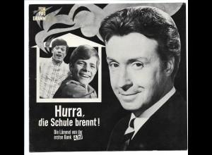 C4231/ Filmprogramm Hurra, die Schule brennt! Heintje Peter Alexander H. Kraus
