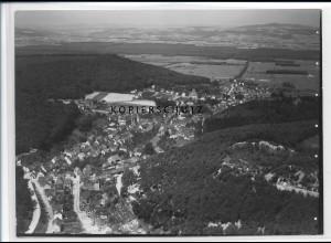 ZZ-2833/ Landstuhl Foto seltenes Luftbild ca.1935 18 x 13 cm