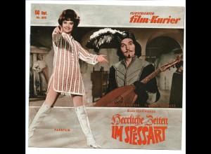 C3643/ Filmprogramm Film-Kurier Nr.202 Herrliche Zeiten im Spessart