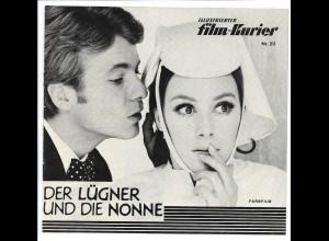 C3642/ Filmprogramm Film-Kurier Nr.211 Der Lügner und die Nonne