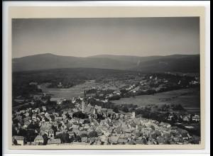 ZZ-2777/ Oberursel Foto seltenes Luftbild ca.1938 18 x 13 cm