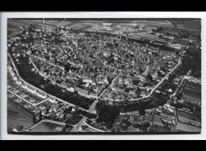 ZZ-2987/ Windsheim Foto seltenes Luftbild 1939 18 x 11 cm