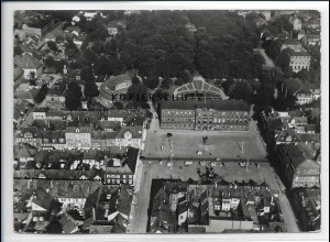 ZZ-3005/ Erlangen Foto seltenes Luftbild 1936 18 x 13 cm