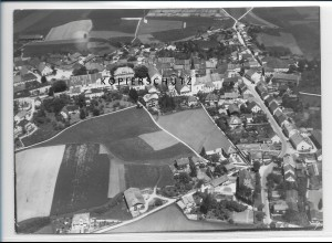 ZZ-3011/ Haag i. Obb. Foto seltenes Luftbild 1938 18 x 13 cm