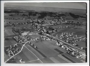 ZZ-3024/ Peiting Foto seltenes Luftbild 1936 17,5 x 12 cm