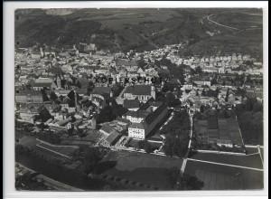 ZZ-3037/ Eichstätt Foto seltenes Luftbild 1936 18 x 13 cm