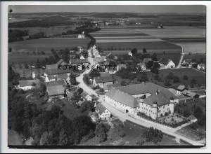 ZZ-3066/ Fellheim Foto seltenes Luftbild 1936 18 x 13 cm