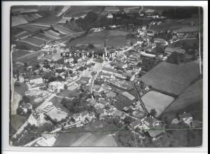 ZZ-3045/ Freyung Foto seltenes Luftbild 1938 18 x 13 cm
