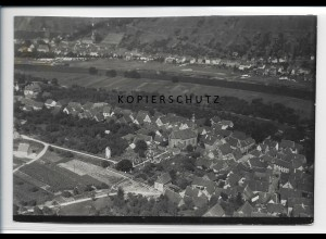 ZZ-5256/ Trennfurt b. Klingenberg Foto seltenes Luftbild 16 x 11 cm 1936