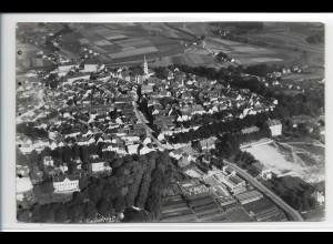 ZZ-3182/ Sulzbach-Rosenberg Foto seltenes Luftbild 1937 18 x 12 cm