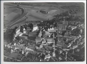 ZZ-3183/ Sulzbach-Rosenberg Foto seltenes Luftbild 1937 18 x 13 cm
