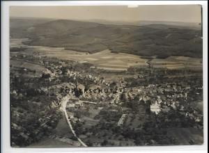 ZZ-3530/ Beerfelden Foto Luftbild ca.1938 18 x 13 cm