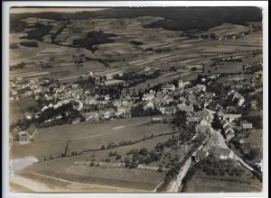 ZZ-3535/ Weidenberg Foto Luftbild 1936 18 x 13 cm