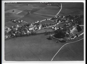 ZZ-3267/ Aham seltenes Foto Luftbild 1938 18 x 13 cm
