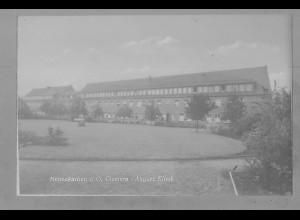 Neg5548/ Neuenkirchen i. O. Clemens-August-Klinik altes Negativ 50/60er Jahre