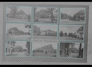 Neg5544/ Neuenkirchen i. O. altes Negativ 50er Jahre