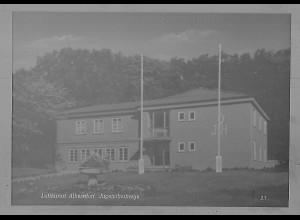 Neg5497/ Albersdorf Jugendherberge altes Negativ 50/60er Jahre