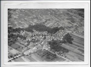 ZZ-4010/ Hebsack b. Remshalden Foto seltenes Luftbild 1934 18 x 13 cm