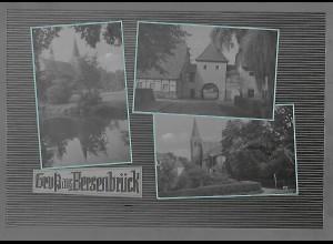 Neg5700/ Bersenbrück altes Negativ 50/60er Jahre