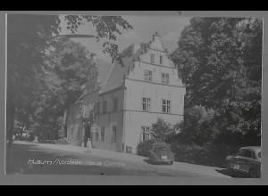 Neg5686/ Husum Haus Cornils altes Negativ 50/60er Jahre