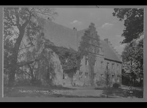 Neg5682/ Husum Haus Tönnies altes Negativ 50er Jahre
