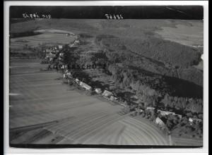 ZZ-3291/ Rattenharz bei Lorch seltenes Foto Luftbild 1939 18 x 13 cm
