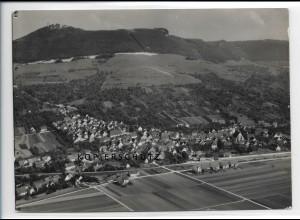 ZZ-5231/ Owen am Teck Foto seltenes Luftbild 18 x 13 cm 1936