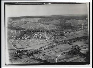 ZZ-5164/ Geradstetten b. Remshalden Foto seltenes Luftbild 18 x 13 cm 1936