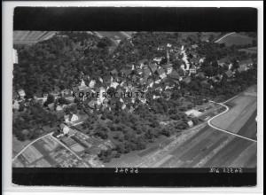 ZZ-3285/ Steinenberg b. Rudersberg seltenes Foto Luftbild 1938 18 x 13 cm