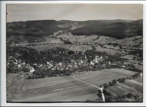 ZZ-3283/ Steinenberg b. Rudersberg seltenes Foto Luftbild ca.1938 18 x 13 cm