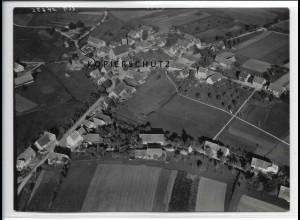 ZZ-3168/ Stödtlen Foto seltenes Luftbild 1939 18 x 13 cm