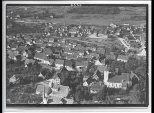 ZZ-3271/ Uhingen a. Fils seltenes Foto Luftbild 1936 18 x 13 cm