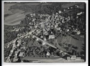 ZZ-3275/ Wäschebeuren seltenes Foto Luftbild 1939 18 x 13 cm