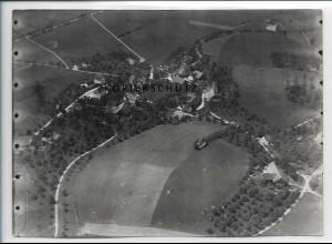 ZZ-3543/ Nederwangen Foto seltenes Luftbild ca.1938 18 x 13 cm