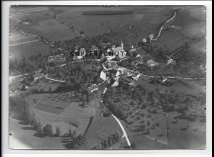 ZZ-3313/ Schlier b. Ravensburg Foto seltenes Luftbild 1937 18 x 13 cm