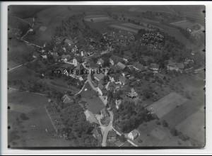 ZZ-3343/ Neukirch Foto seltenes Luftbild ca.1938 18 x 13 cm