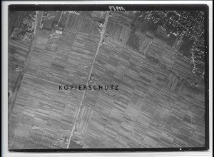 ZZ-3353/ Fellbach bei Stuttgart Foto seltenes Luftbild ca. 1938 18 x 13 cm