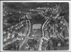 ZZ-3369/ Göppingen Foto seltenes Luftbild 1936 18 x 13 cm
